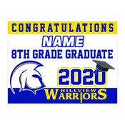 Hillview 2020 SIgn